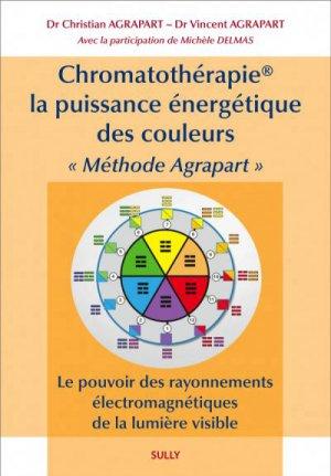 Chromatothérapie, la puissance énergétique des couleurs - sully - 9782354322410 -