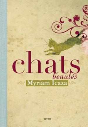 Chats beautés - Elytis - 9782356390660 -