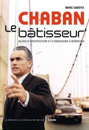 Chaban le bâtisseur - le festin - 9782360621385 -