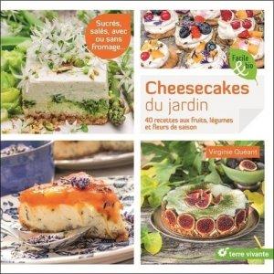 Cheesecakes du jardin - terre vivante - 9782360982370 -