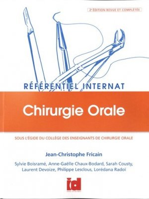 Chirurgie orale - espace id - 9782361340643 -