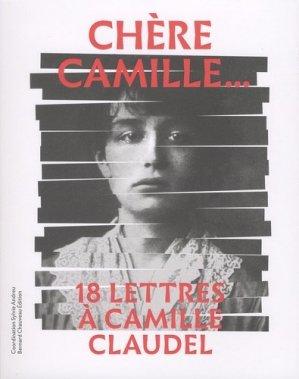 Chère Camille... - bernard chauveau - 9782363061607 -