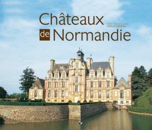 chateaux de normandie - patrimoines et medias - 9782364591073 -