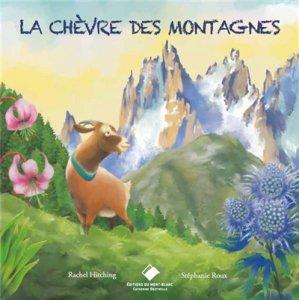 Chèvre des montagnes - mont-blanc - 9782365450638