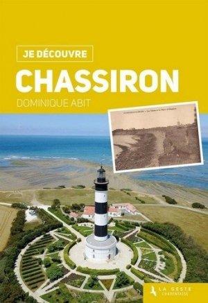 Chassiron - geste - 9782367469751 -
