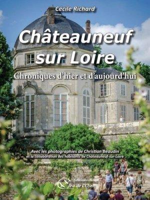Chateauneuf sur loire - du jeu de l'oie - 9782368310908 -