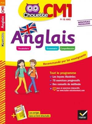 Anglais CM1 - Hatier - 9782401050518 -