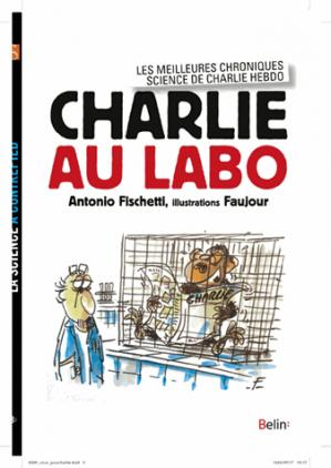 Charlie au labo - belin - 9782410009231 -