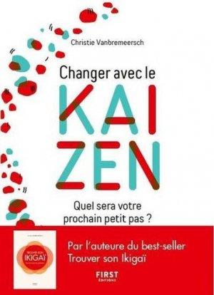 Changer avec le kaizen - First - 9782412053096 -