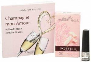 Champagne, mon amour : le coffret - owen - 9782490270019 -