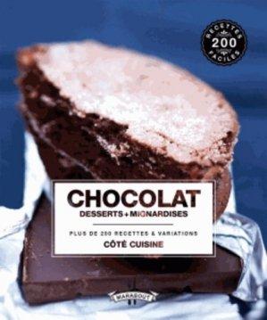 Chocolat - Marabout - 9782501093248 -