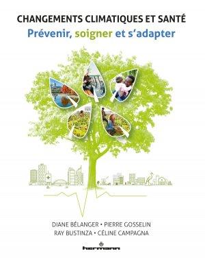 Changements climatiques et santé - Hermann - 9782705696580 -