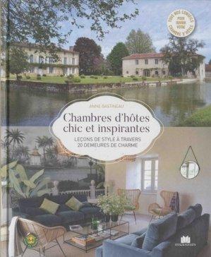 Chambres d'hôtes chic et inspirantes - Massin - 9782707210845 -