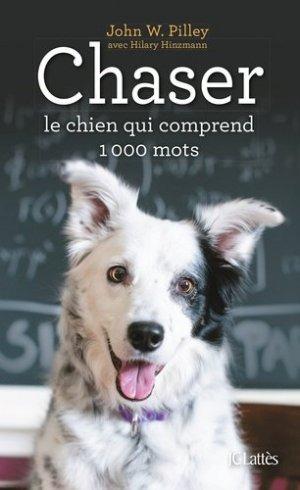 Chaser - Le chien qui comprend 1000 mots - lattes - 9782709646635 -