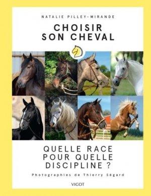 Choisir son cheval - vigot - 9782711424252 -