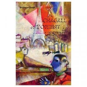Chagall et l'Orient de l'esprit - RMN - 9782711875191 -