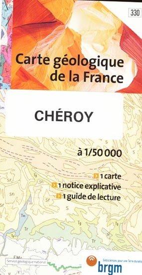 Chéroy - brgm - 9782715913301 -