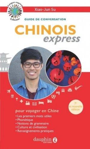 Chinois express - dauphin - 9782716317238 -
