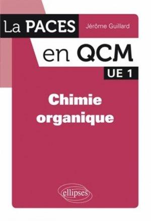 Chimie organique - ellipses - 9782729885397 -
