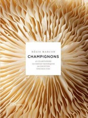 Champignons - de la martiniere - 9782732454832 -