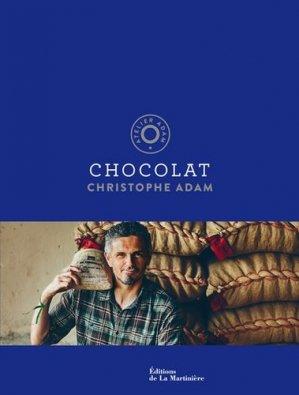 Chocolat - de la martiniere - 9782732481944 -