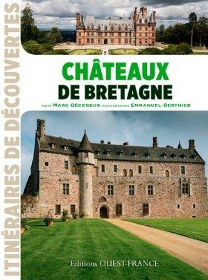 Châteaux de Bretagne - Ouest-France - 9782737366116 -