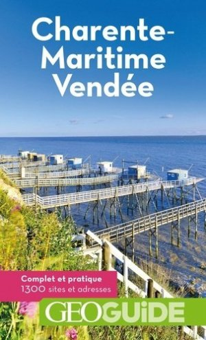Charente-Maritime, Vendée. 9e édition - gallimard - 9782742460250 -