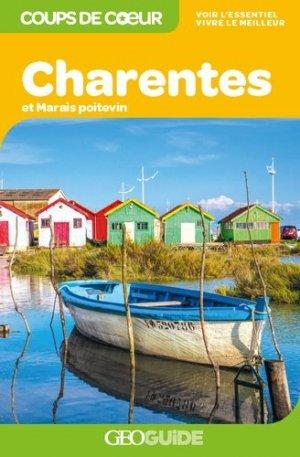 Charentes - gallimard editions - 9782742463084 -