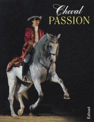 Cheval Passion - edisud - 9782744904967 -