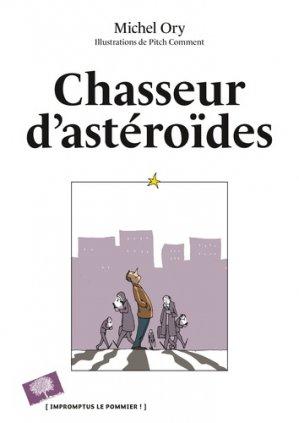 Chasseur d'astéroïdes - le pommier - 9782746517820 -