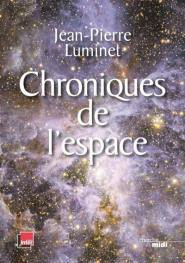 Chroniques de l'espace - le cherche midi - 9782749162485 -