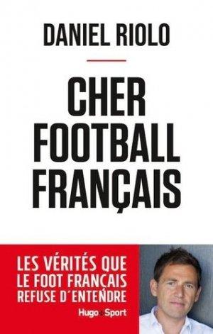 Cher football français - hugo - 9782755683806 -