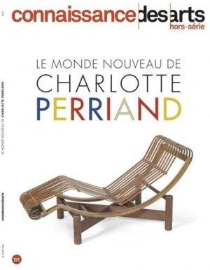 Charlotte perriand - connaissances des arts - 9782758009320 -