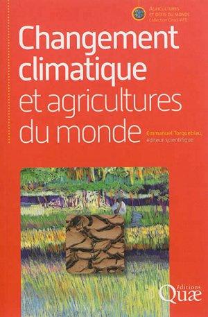 Changement climatique et agricultures du monde - quae  - 9782759222995 -