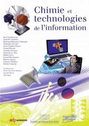 Chimie et technologies de l'information - edp sciences - 9782759811847