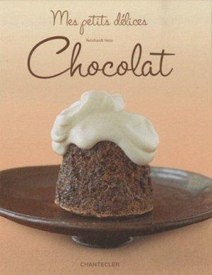 Chocolat - Chantecler - 9782803453207 -