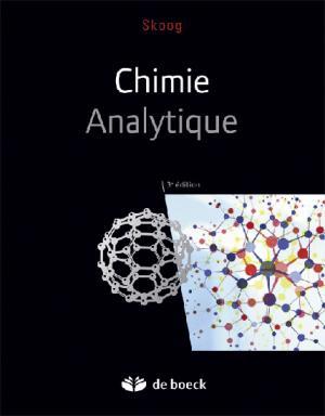 Chimie analytique - de boeck superieur - 9782804190712 -