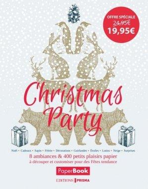Christmas Party - prisma - 9782810422364 -
