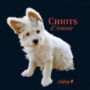 Chiots d'amour - du chene - 9782812303999 -