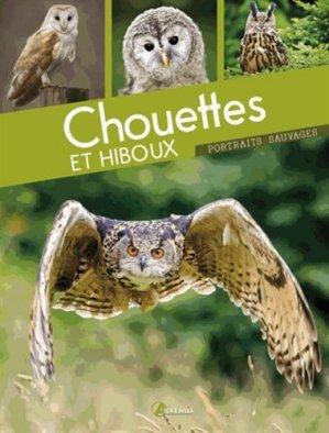 Chouettes et hiboux - artemis - 9782816007190 -