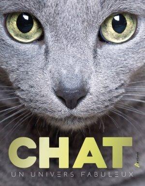Chat, un univers fabuleux - artemis - 9782816013856 -