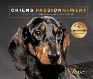 Chiens passionnement - Artémis - 9782816014532 -