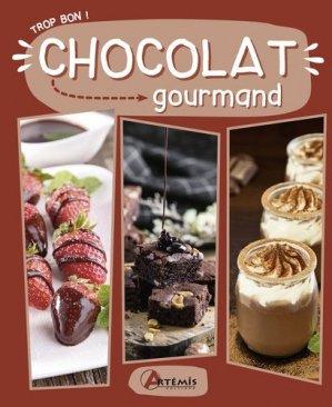 Chocolat gourmand - artemis - 9782816014617 -