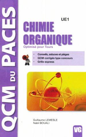 Chimie organique - vernazobres grego - 9782818314227 -