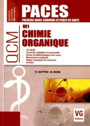 Chimie organique - vernazobres grego - 9782818315057 - chimie organique, chimie générale, biochimie,
