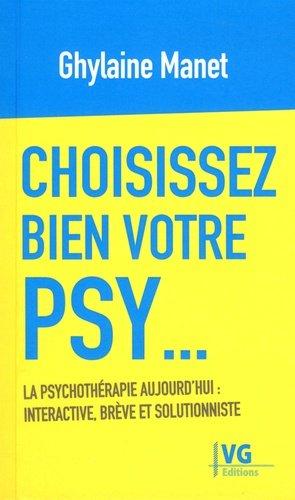 Choisissez bien votre psy... - vernazobres grego - 9782818316788 -