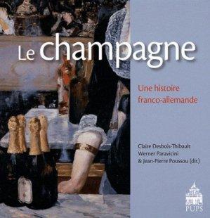 Champagne - presses de l'universite paris-sorbonne - 9782840507857 -