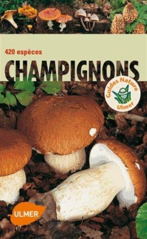 Champignons - ulmer - 9782841385874 -