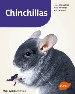 Chinchillas - ulmer - 9782841388974 -