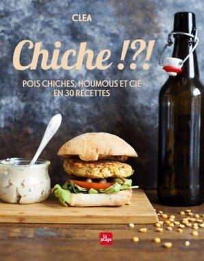 Chiche ! - La Plage - 9782842217679 -
